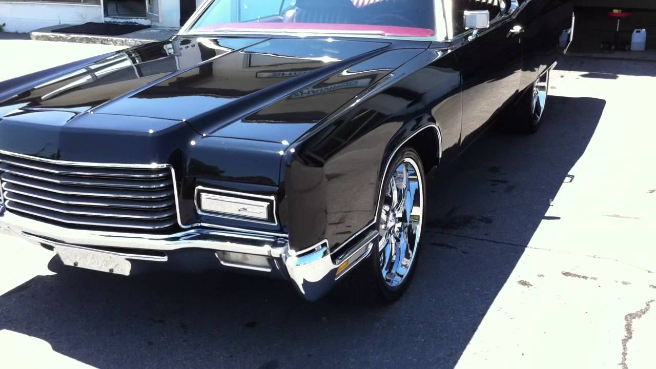 1971 Lincoln Continental - YouTube