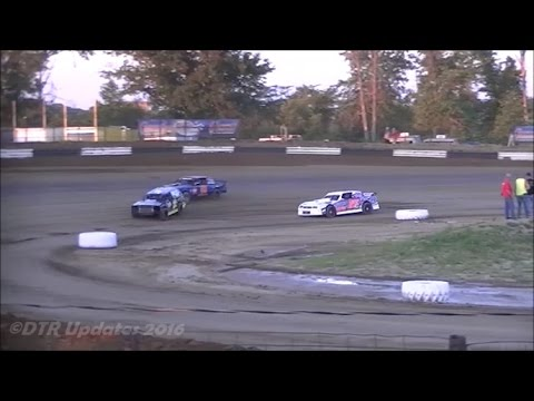 UMP Pure Stock Heats | Fayette County Speedway | 7.1.16