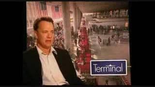 Tom Hanks' character in The Terminal speaks Bulgarian
