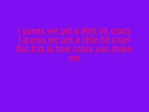 Jls Crazy For You Lyrics