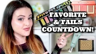 February Makeup Favorites and FAILS! JenLuv