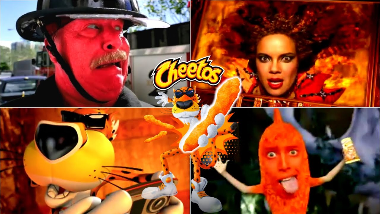 Download Chester Cheetah Funny Iconic 2000s Cheetos Commercials