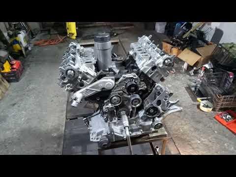 Двигатель 2.5 AFB AKN AKE BAU V6 TDI