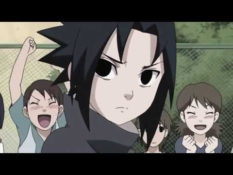 Naruto vs Sasuke // XXXTENTACION