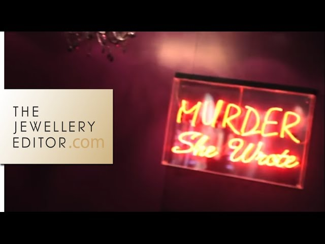 Stephen Webster jewellery: Cool Murder She Wrote jewels