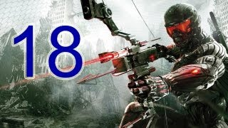 "Crysis 3 Walkthrough - part 18 let's play gameplay HD PS3 XBOX PC ""Crysis 3 walkthrough part 1"""