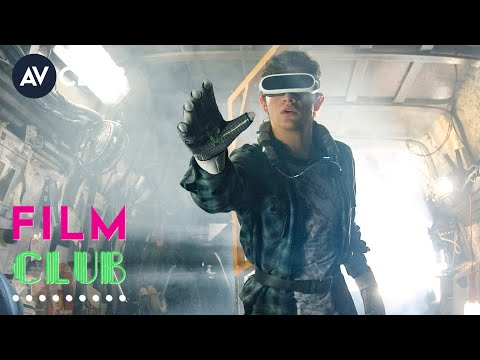 Steven Spielberg's Ready Player One | Discussion & Review | Film Club