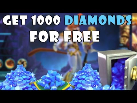 Mobile Legends: GET 1000 DIAMONDS FOR FREE (GIVEAWAY)