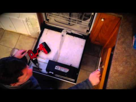 How To Repair A Kenmore Dishwasher in 3 Minutes! Kenmore Dishwasher Model Schematic Diagram on