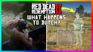 What Happens To Dutch If You DON'T Shoot The Legendary Bullgator In Red Dead Redemption 2? (RDR2)