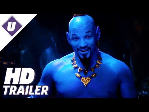 Allen Colon - 1st look at Will Smith as the genie, in Disney's Aladdin