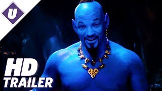 Aladdin - Official Trailer #2 | Will Smith, Mena Massoud, Naomi Scott