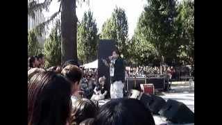 "Front Row Amanda Perez ""God Send Me An Angel"" Live Concert"