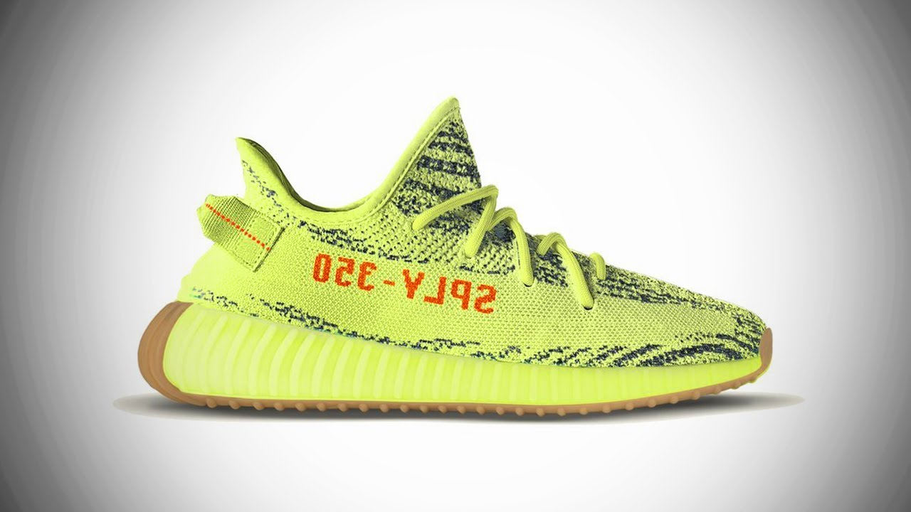 f42f4400e23 ... order official leaked yeezy boost 350 v2 semi frozen yellows early  pairs stolen not good b83fd