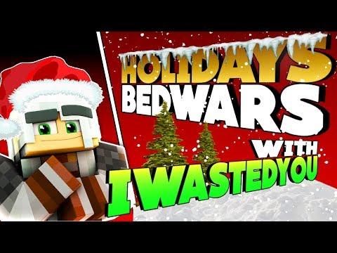 playing bedwars w/ IWastedYou