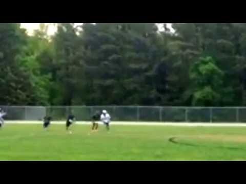 My 11th Goal of the Season: Gravelly Hill Middle School v.s. Culbreth Middle School-Away