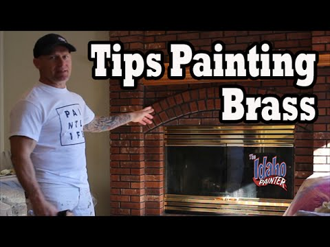 Brass Painting Hacks Instructions Painting A Brass