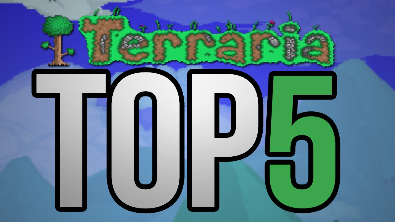 Top 5 Rarest Items In Terraria The Rarest Items In The Game