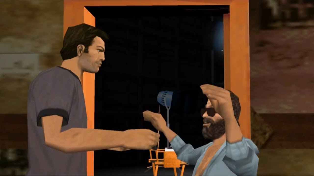 Gta vice city dildo dodo