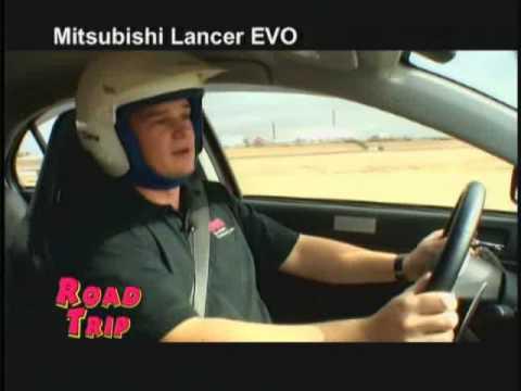 ROAD TRIP: Mitsubishi Lancer  Exclusive Video