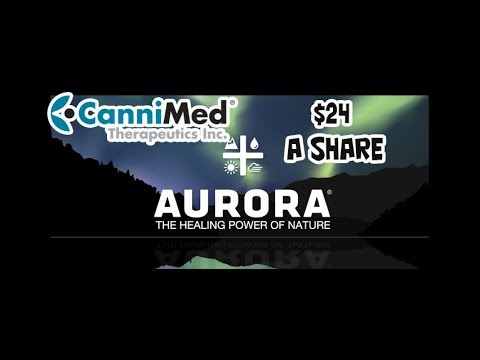 Aurora Cannabis Proposes a $24/Share CanniMed Acquisition