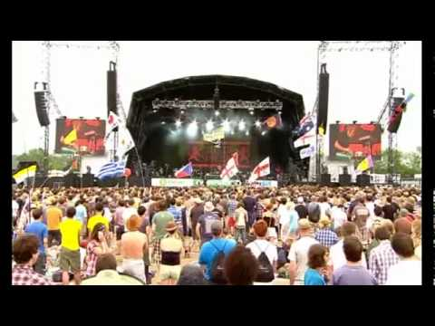 ENTER SHIKARI - Anything Can Happen In the Next Half Hour (Glastonbury 2009) mp3