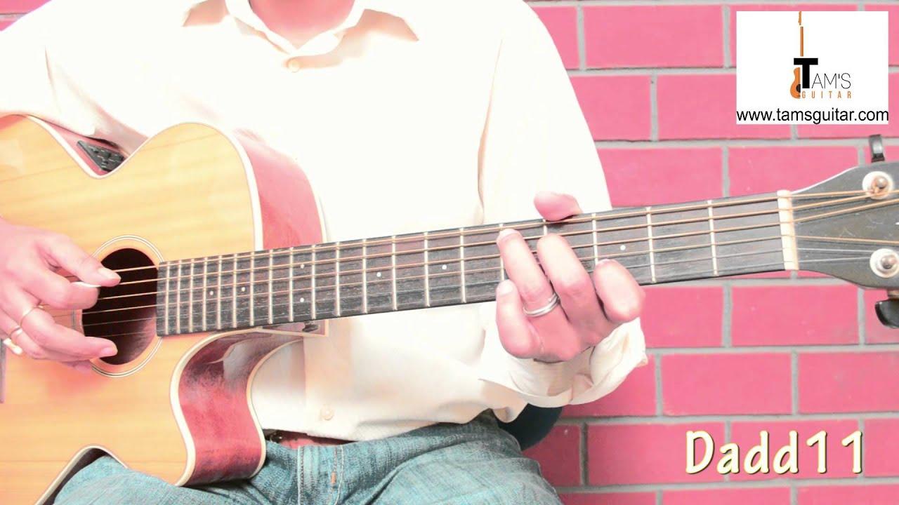Pani da guitar lesson intro (www.tamsguitar.com) - YouTube