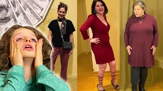 Kids Buy Mom's NYE Outfit With Only One Hour & $100