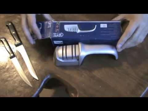 Точилка для ножей Gipfel -  выводы