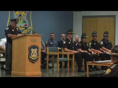 2016 NH Police Cadet Academy