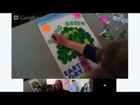 Earth Day Craft- Teacher Teaching