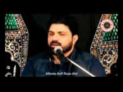 Allama Asif Razvi