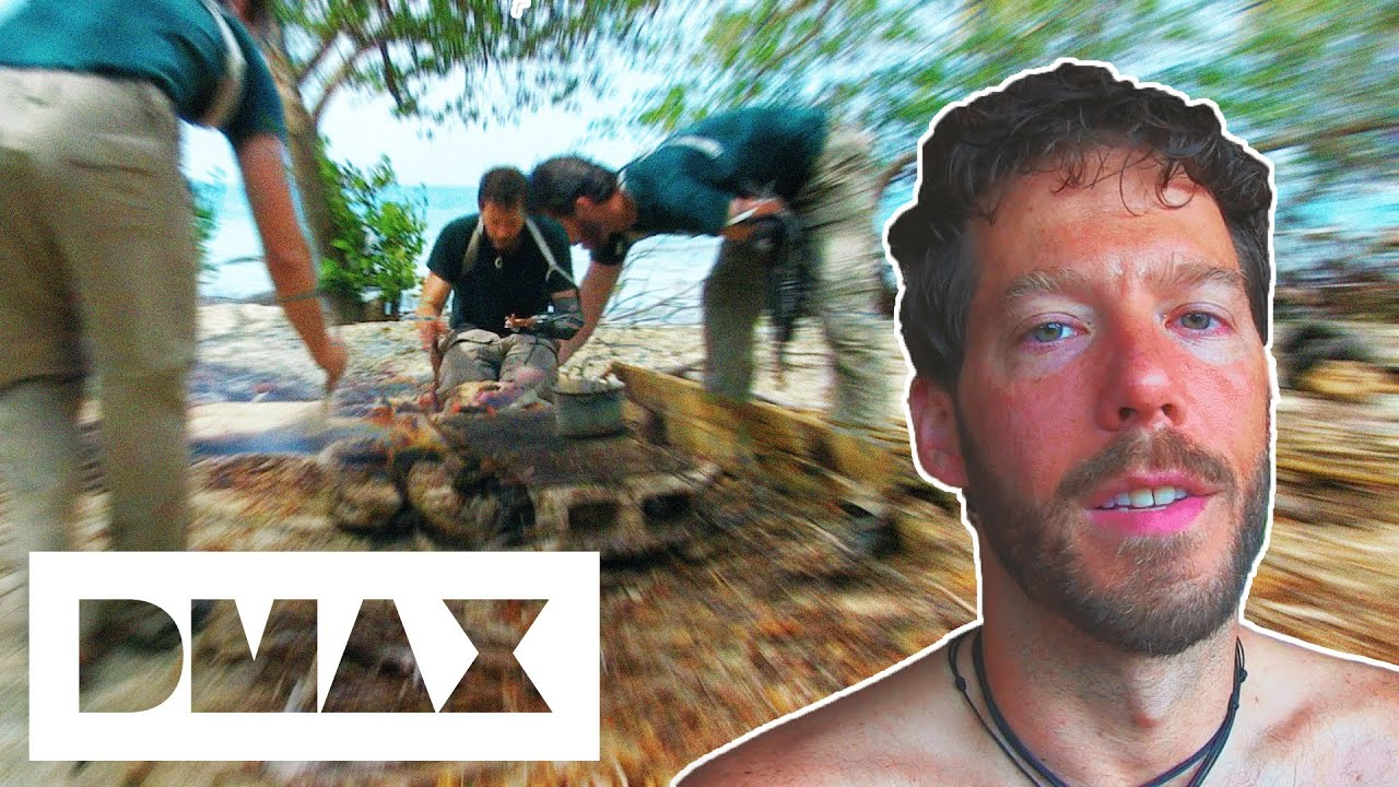 "Aron Ralston from ""127 Hours"" Attempts To Survive In The Wild Again 