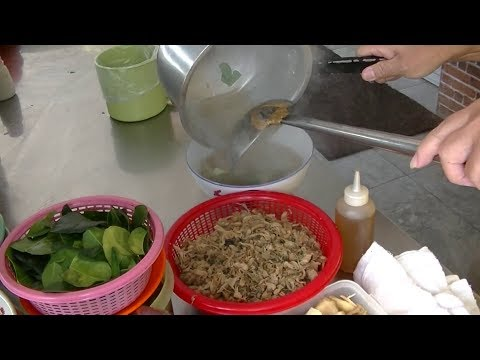 Seafood Noodles (Ka Bee Cafe), Pengkalan Weld, Day 2 Penang (2 February 2017)