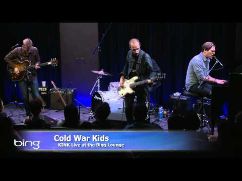 Cold War Kids - Hospital Beds (Bing Lounge)