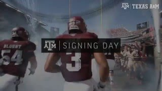 2016 Texas A&M Signing Day Show