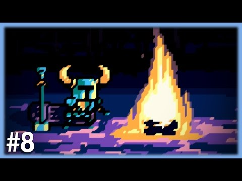 Shovel Knight: HE LEFT ME - #8 - Let's Play