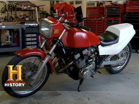 Pawn Stars: Suzuki GS1100E Bike