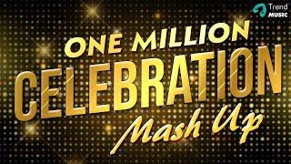 1 Million Celebration Mashup Video | Vijay Sethupathy | Atharvaa | Kavin | Dulquer