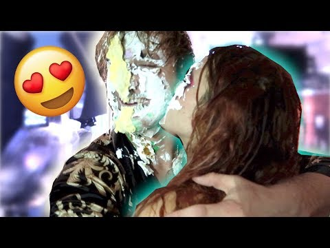 BELLA THORNE ATE CAKE OFF MY BODY!