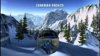 Let's Play Transworld Snowboarding Part 7: The Tube and Canadian Rockies