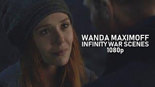 Wanda Maximoff: Infinity War Scenes (1080p)