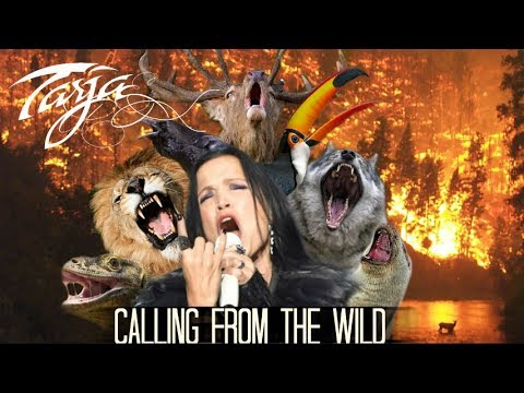 TARJA - Calling From The Wild [SUB] [GRAPHIC]