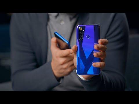 Обзор Realme 5 и 5 Pro — бюджетно и с NFC!