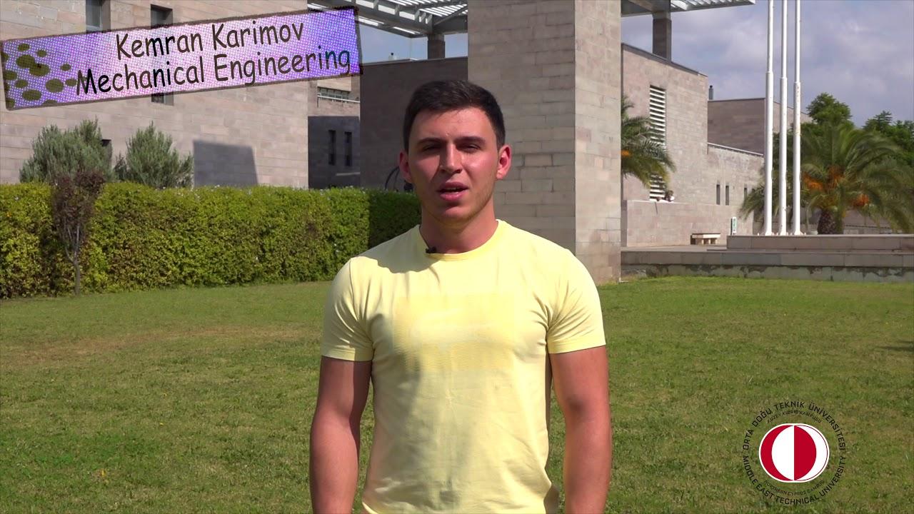 Кемран Каримов - Механическая инженерия
