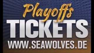 Die Entscheidung: Spiel 3 - ROSTOCK SEAWOLVES gg. FRAPORT SKYLINERS Juniors