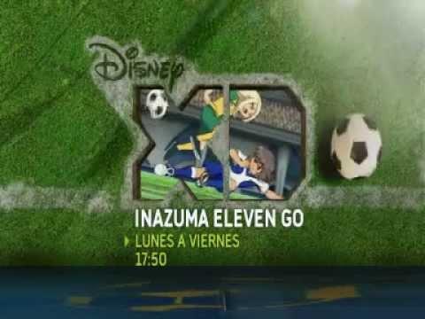 Inazuma eleven go galaxy en disney xd youtube - Disney xd inazuma eleven ...