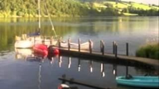 Campsite in Cumbria