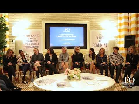 The Girls' Lounge @ CES 2018: Career Forecasting - Leaders On The Year Ahead