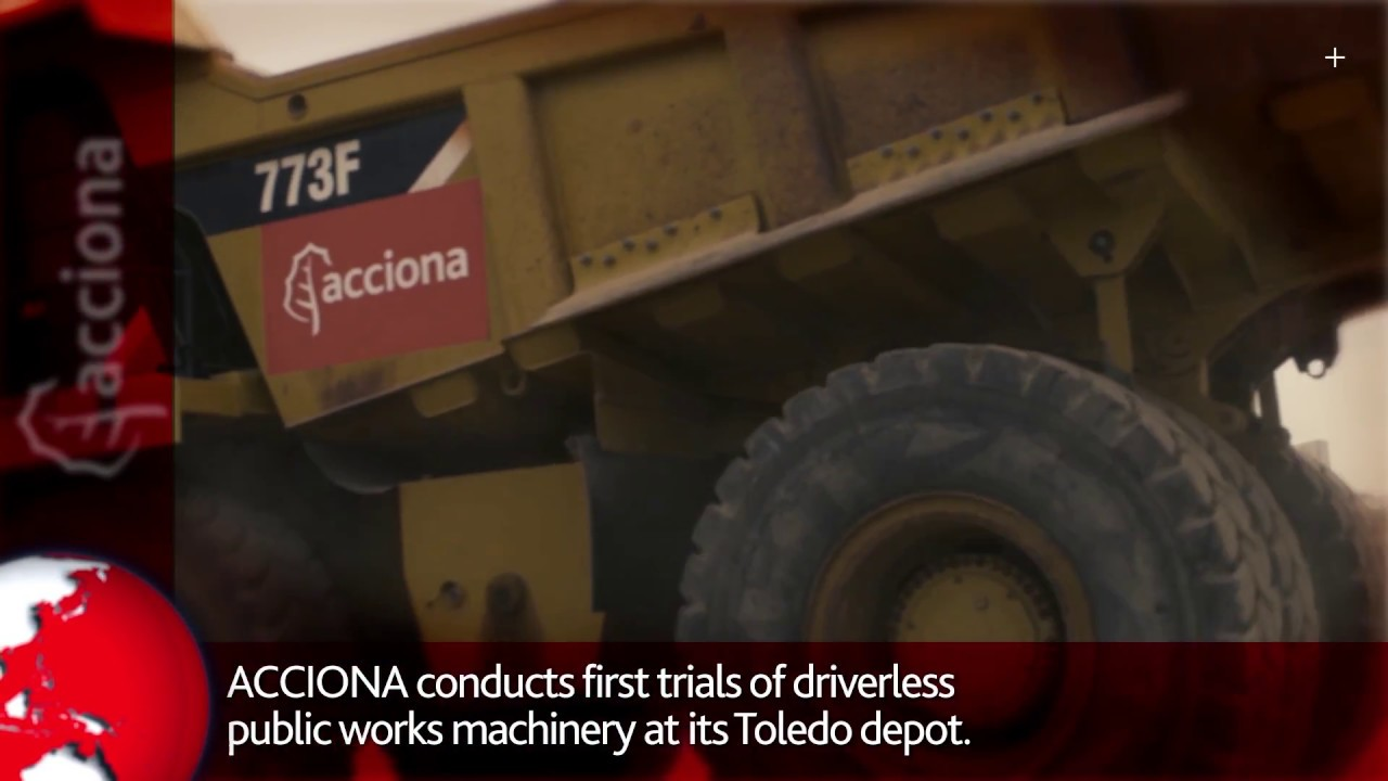 Video summary ACCIONA in 1 minute - July 2018